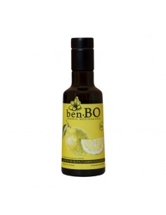 Olive Oil with Organic Lemon