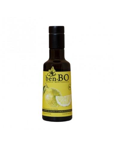 Olive Oil with Organic Lemon