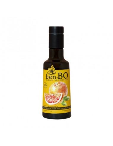 Olive Oil with Organic Orange