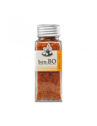 Sea Salt with Spicy Paprika