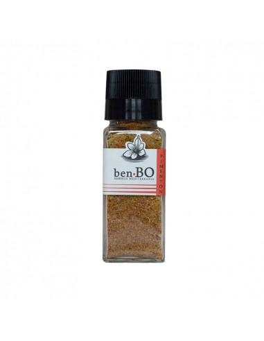 Sea Salt with Spicy Paprika and Rosemary