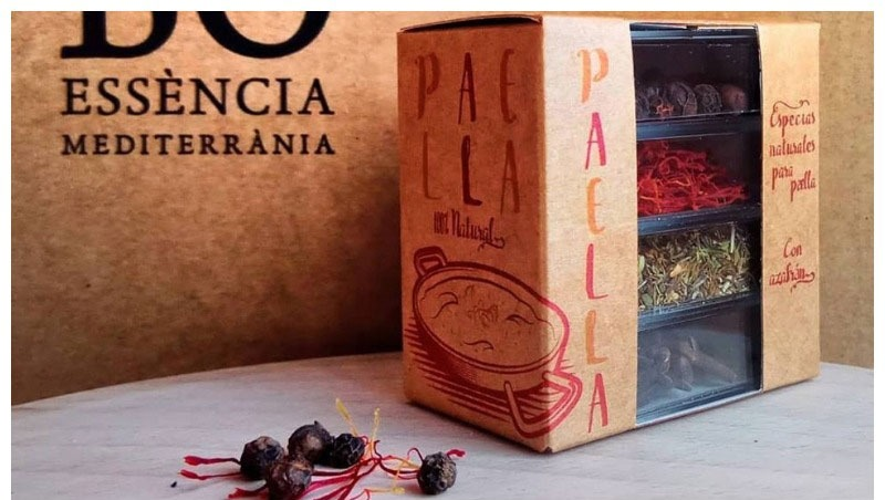 A 100% natural paella maker?  Go preparing the fire that we bring to you